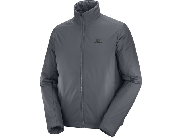 Salomon Outrack Insulated Veste Homme, ebony